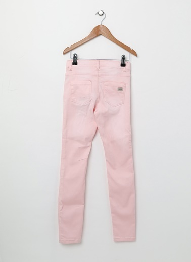 Name It Jean Pantolon Pembe